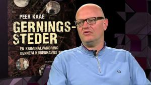 Peter Kaae, forfatter, gæster Mettes Mix, optaget i greenscreen studiet i Mediehuset København