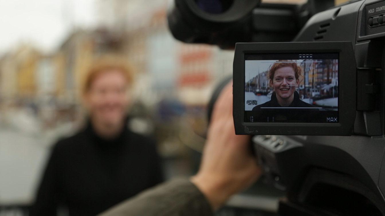 Videoproduktion on-location - reportage, corporate video, reklamefilm, testimonial video - osv