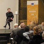 live stream fra Europa-Kommissionens møde Borgerdialog med kommissær Marianne Thyssen