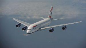 Flyforurening Fly i luften