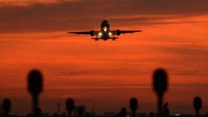Flyforurening Fly i luften 2