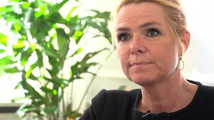 Flygtninge Inger Støjberg Integrationsminister