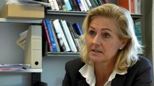 Flygtninge Marlene Wind Professor ved Københavns Universitet