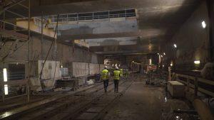 Fri bevægelighed Metro arbejde5