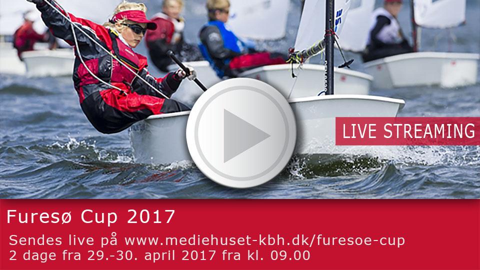 Furesø Cup 2017 livestreaming af Mediehuset København