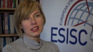 Terror Genovefa Etienne Ekspert i terrornetværk ved ESISC