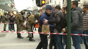 Terror Soldater politi
