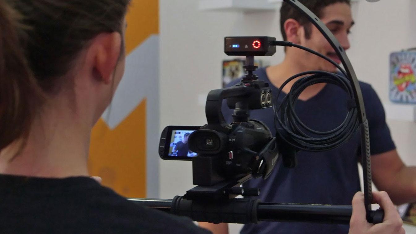 streaming med et professionelt kamera 1345x756