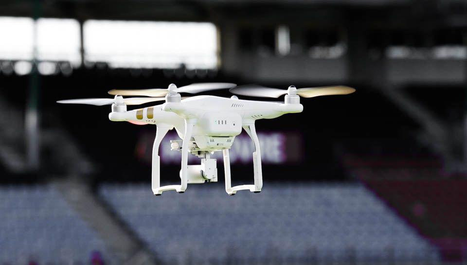 Drone droneskolen mediehuset kobenhavn