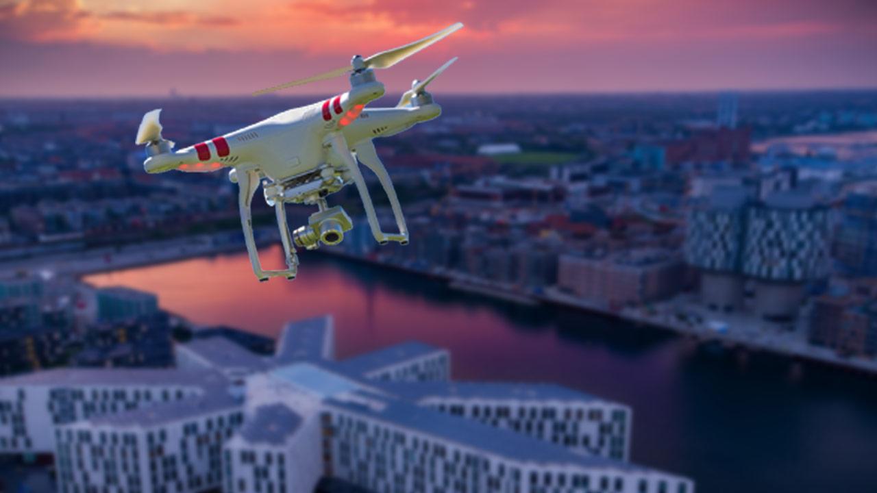 København-drone