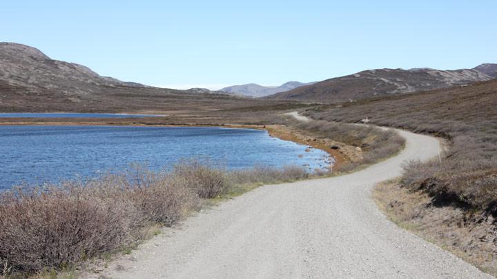 Natur på grønland