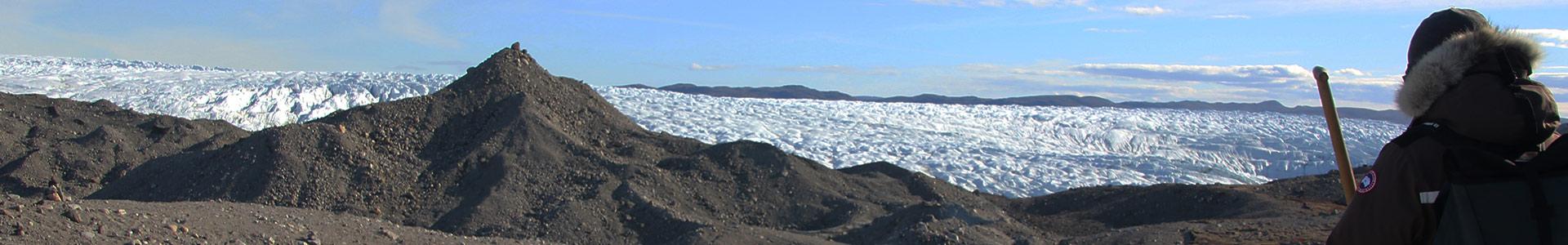 Klimaændringer i Grønland