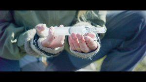 klimaaendringer i groenland film3 forsker tager proeve