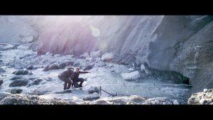 klimaaendringer i groenland film3 forskere flod