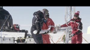 klimaaendringer i groenland film3 forskere isproeve