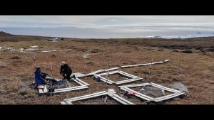 klimaaendringer i groenland film3 forskere maaleudstyr