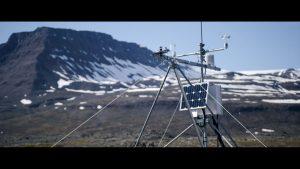 klimaaendringer i groenland film3 maalestation