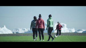 klimaaendringer i groenland film3 piger fodbold