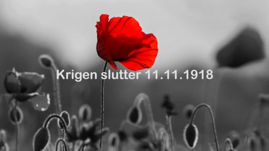 Europa-Kommissionen markerer 100-årsdagen for 1. verdenskrigs afslutning