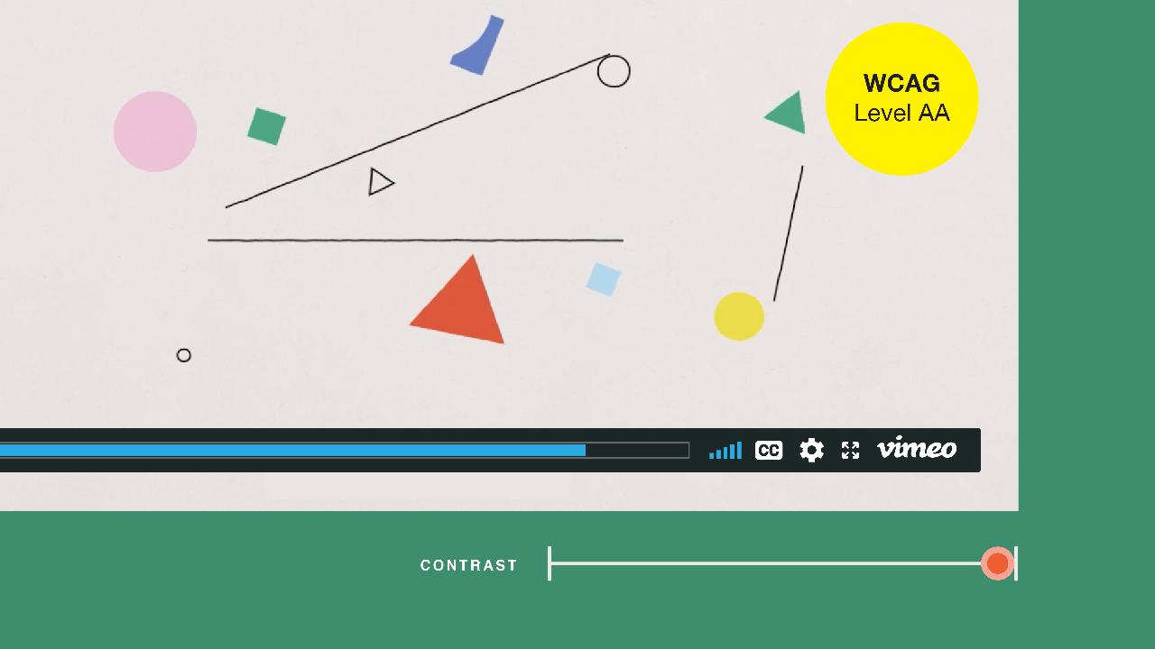 Vimeo Accessibility