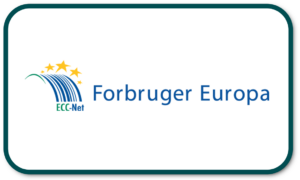 forbruger europa kunde logo
