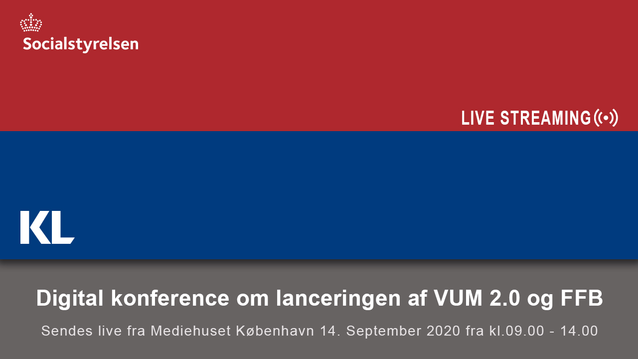 Lancering af VUM 2.0 og FFB
