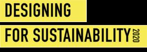 Designing for Sustainability 2020 logo