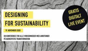 Designing for Sustainability 2020