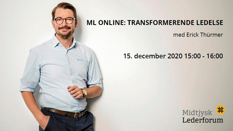 Erick Thurmer - Midtjysk Lederforum