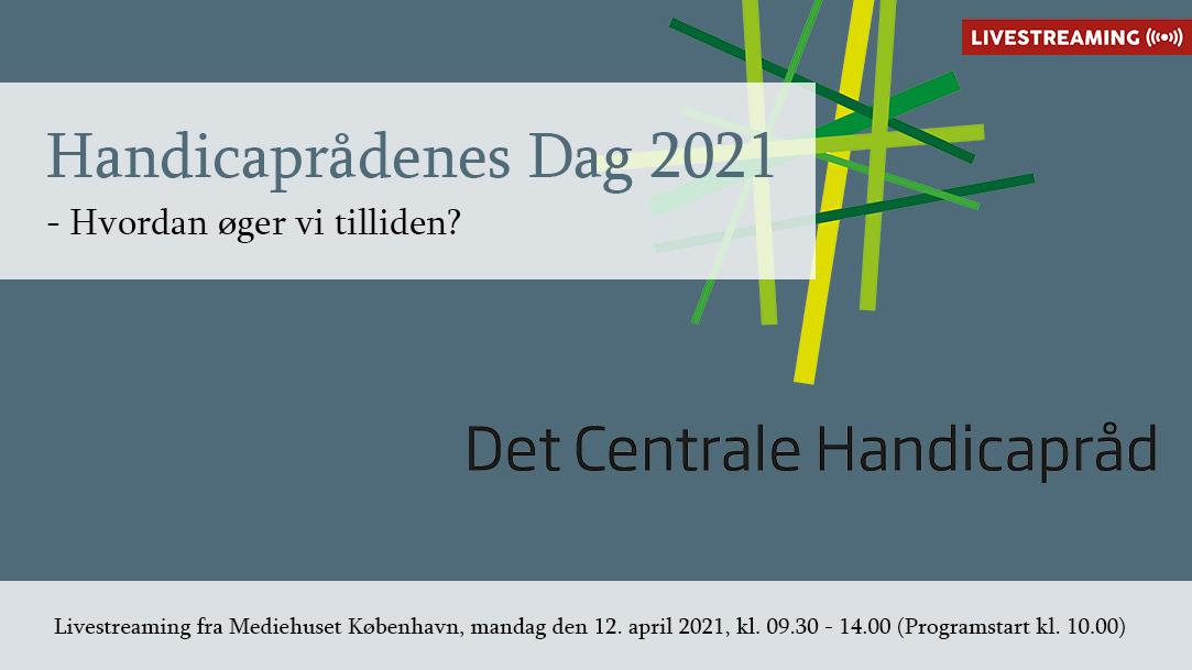 DCH-Handikaprådenes dag 2021