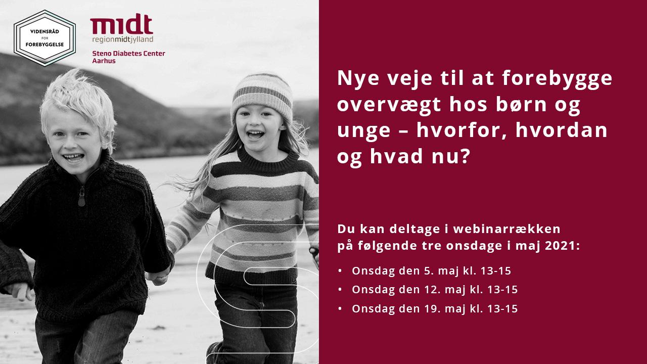 Forebyggelse af overvægt blandt børn og unge